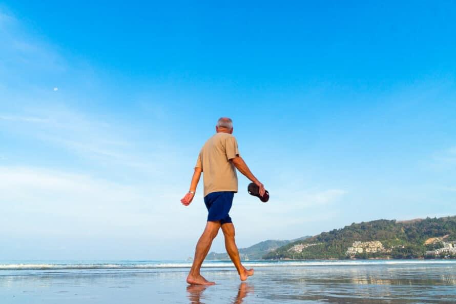 Die Rente im Ausland genießen